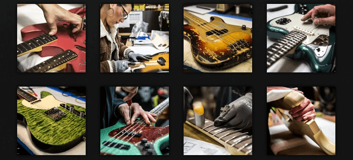 Fender Custom Shop – How to Build Your Own Fender and Shop for Spares