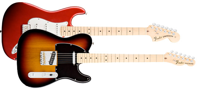 Telecaster vs Stratocaster: Which Is Better for Rock, Beginners, and Versatility?