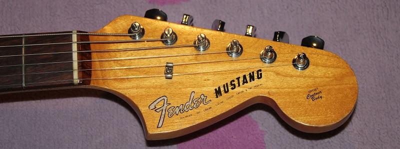 Fender Mustang neck