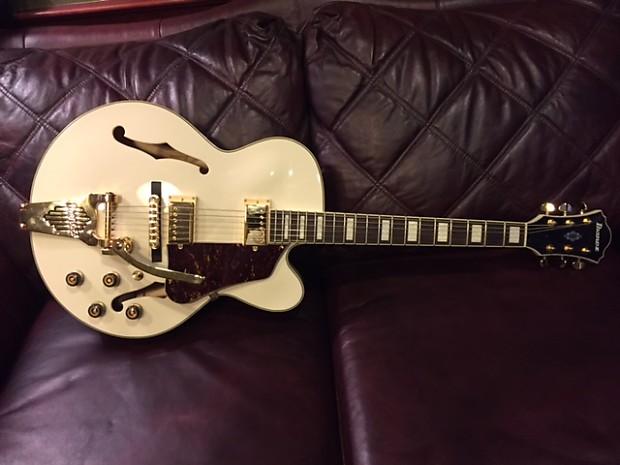rare electric guitars ibanez artcore