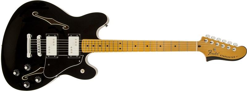 Fender Starcaster black