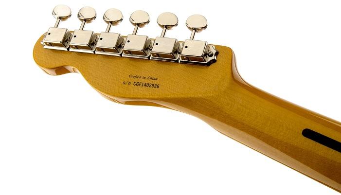 Fender Modern Player Telecaster neck