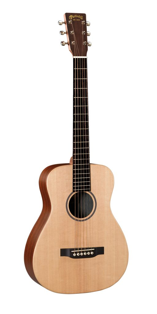 mini martin guitars LX1 model