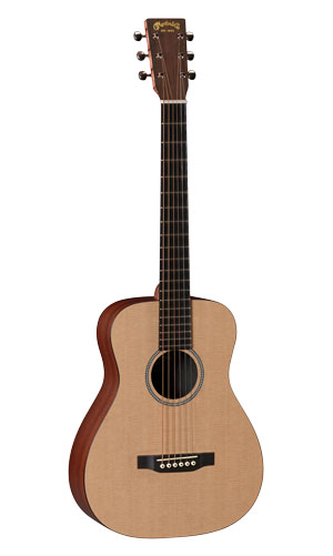mini martin guitars LXME model