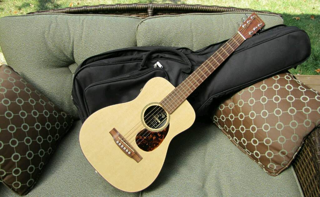 Mini Martin Guitars and How They Compare to the Normal Versions
