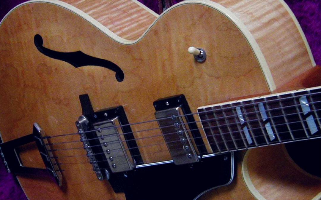 The Gibson ES-175 Electric Guitar: Where Rock Meets Jazz