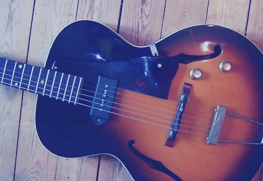 The Gibson ES-125 — The Quintessential Rock 'N' Roll Relic