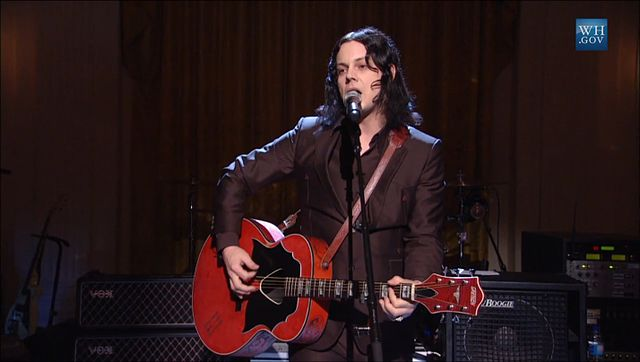 What Guitar Does Jack White Play?