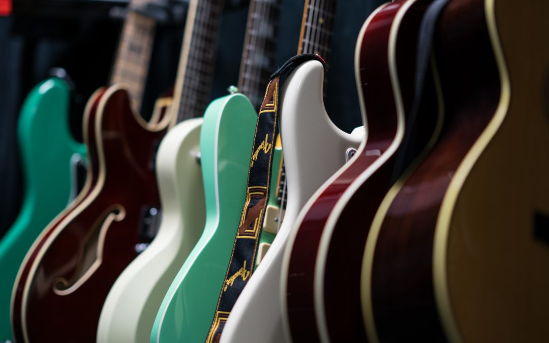 What Enthusiasts Look For In Guitar Auctions