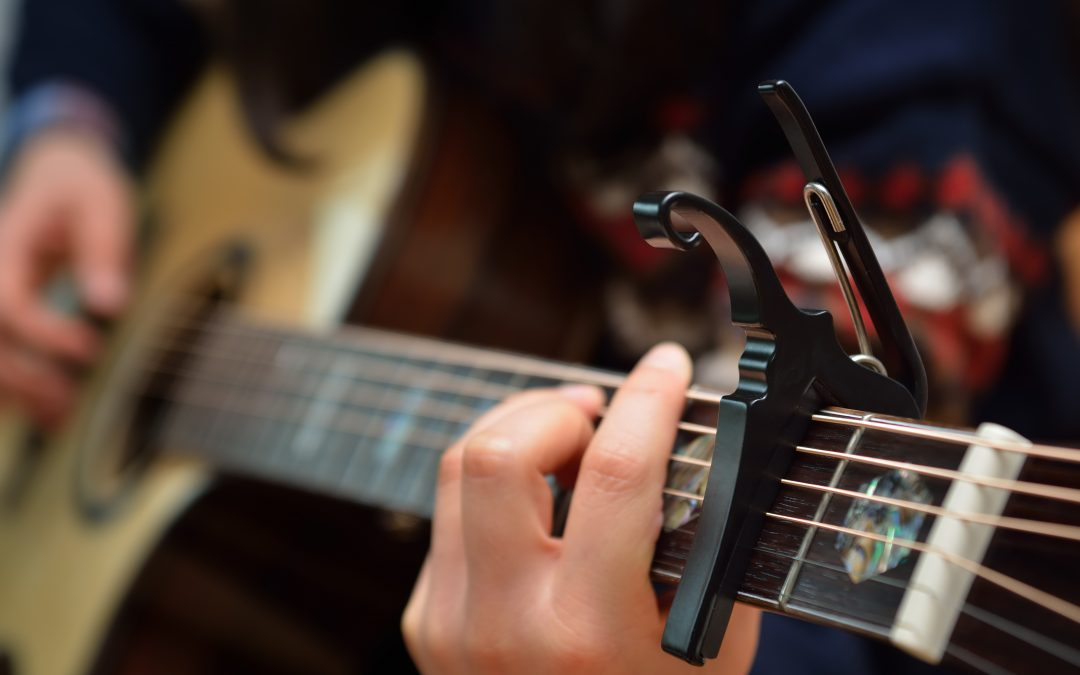 Why You Need a Guitar Capo