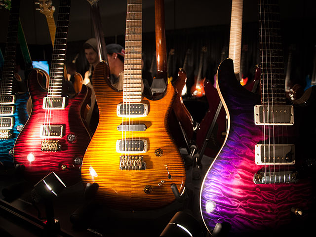 6 Famous Musicians Who Rock Paul Reed Smith Guitars