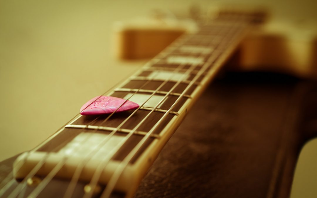 The Best Guitar Picks in the Market