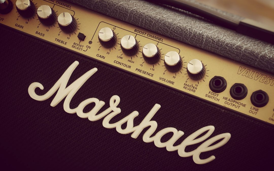 Everything You Need To Know About Marshall Amps