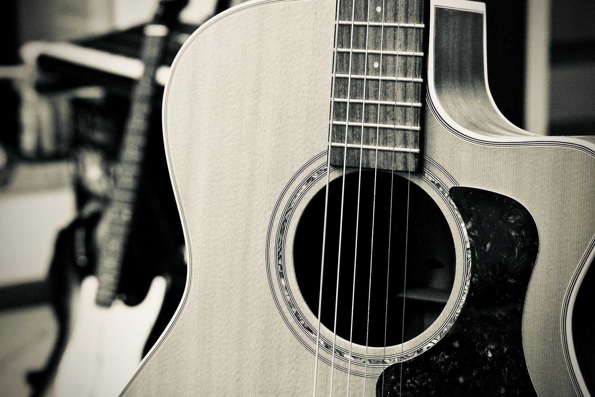 acoustic guitar under $1000