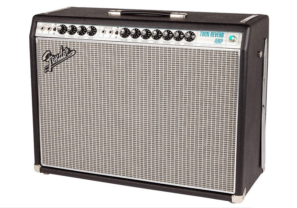Everything You Need To Know About Fender Twin Reverb
