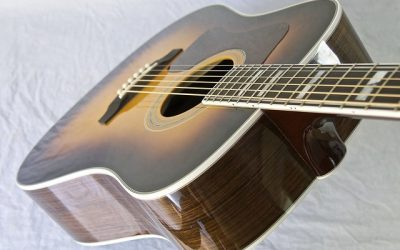 A Brief History Of Guild Guitars